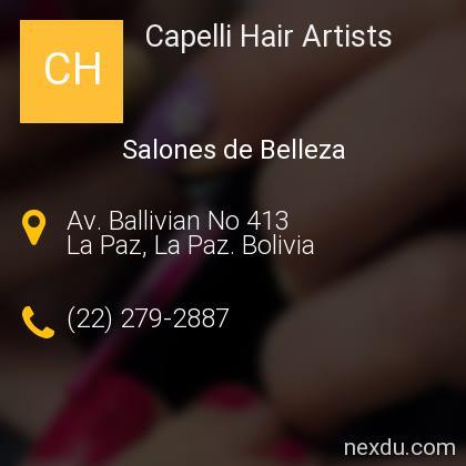 Capelli Hair Artists