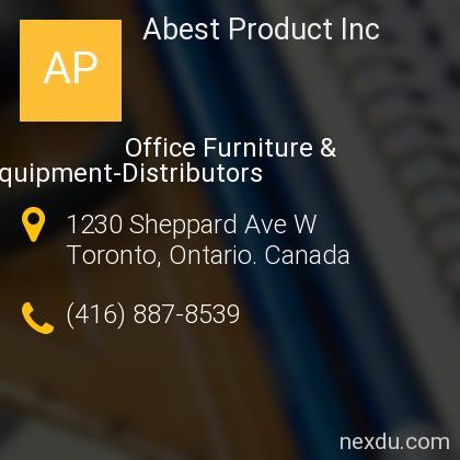 Abest Product Inc