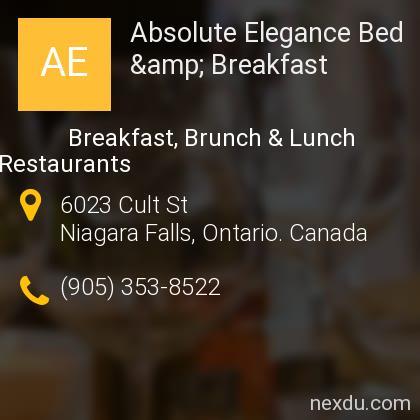 Absolute Elegance Bed & Breakfast