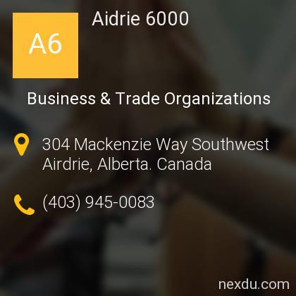 Aidrie 6000