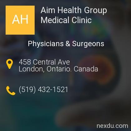Aim Health Group Medical Clinic