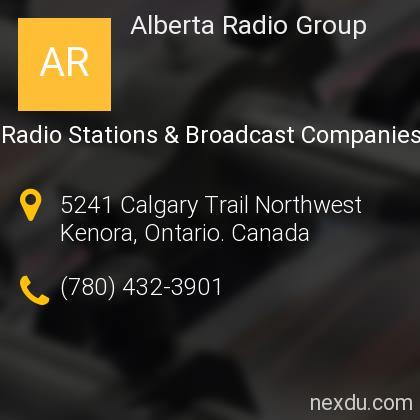 Alberta Radio Group