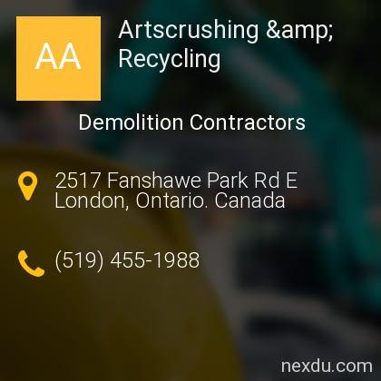Artscrushing & Recycling