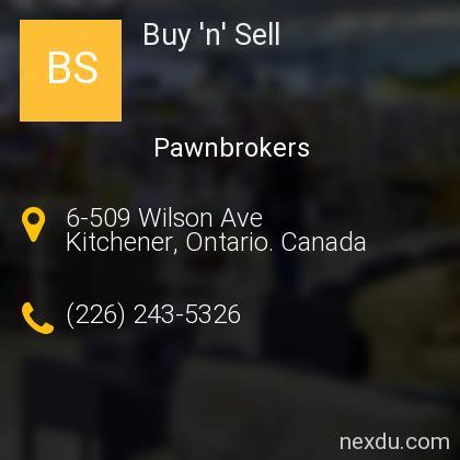 Buy 'n' Sell