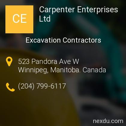 Carpenter Enterprises Ltd
