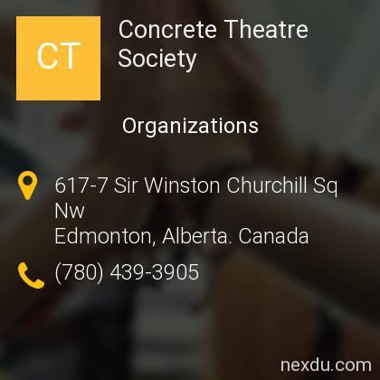 Concrete Theatre Society