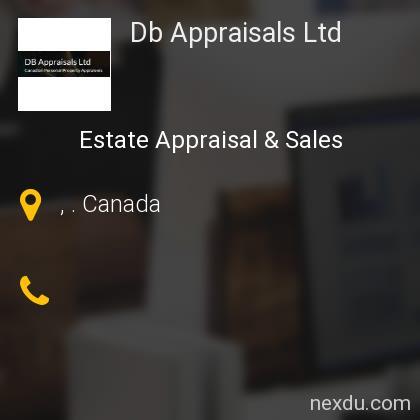 Db Appraisals Ltd