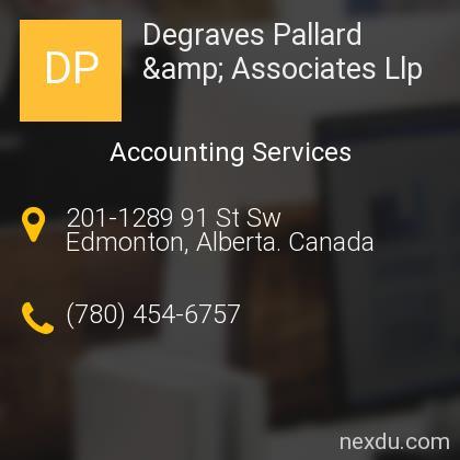 Degraves Pallard & Associates Llp