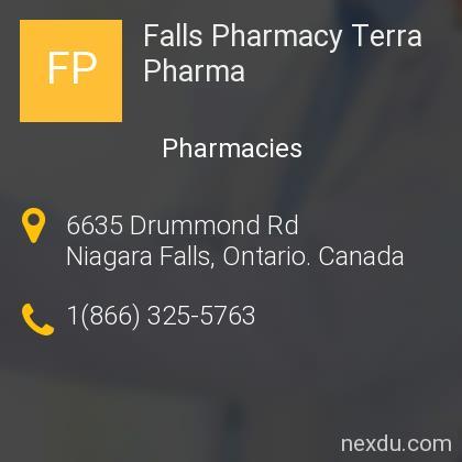 Falls Pharmacy Terra Pharma
