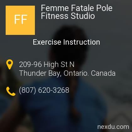 Femme Fatale Pole Fitness Studio