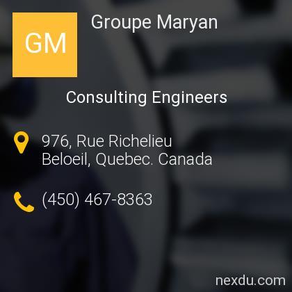 Groupe Maryan