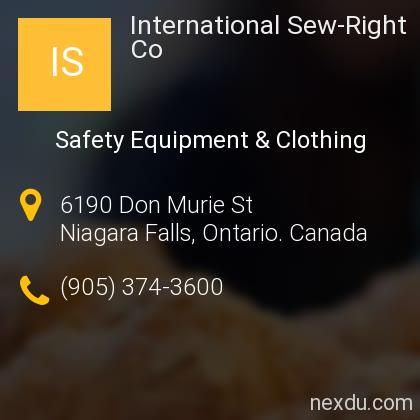 International Sew-Right Co