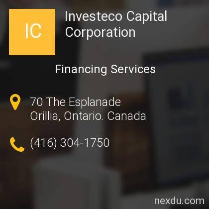 Investeco Capital Corporation