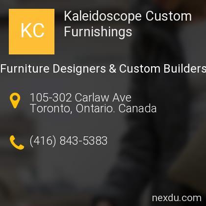 Kaleidoscope Custom Furnishings
