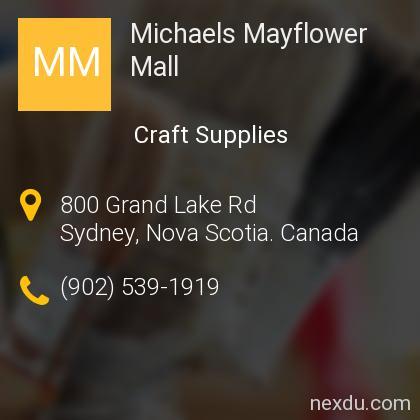 Michaels Mayflower Mall