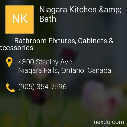 Niagara Kitchen & Bath