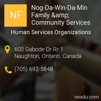 Nog-Da-Win-Da-Min Family & Community Services