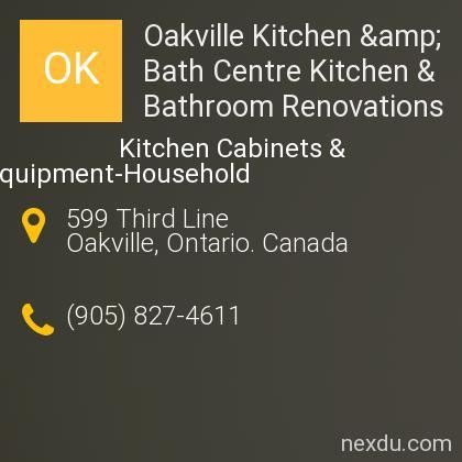 Oakville Kitchen & Bath Centre Kitchen & Bathroom Renovations