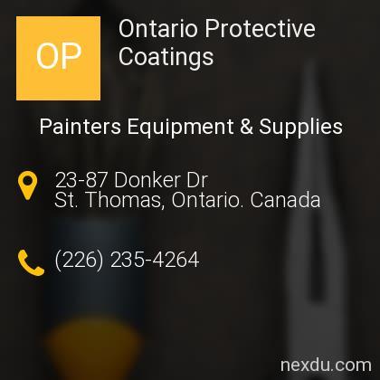 Ontario Protective Coatings