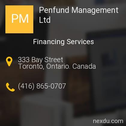Penfund Management Ltd