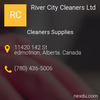 River City Cleaners Ltd