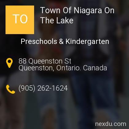 Town Of Niagara On The Lake