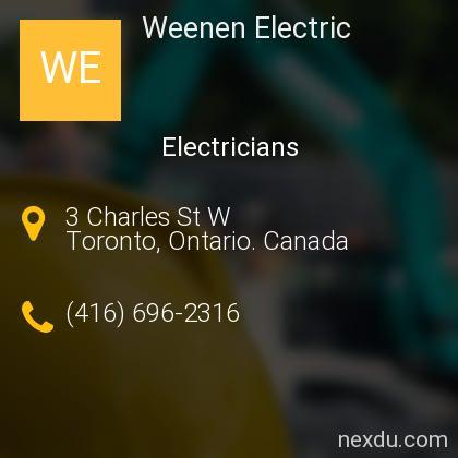 Weenen Electric