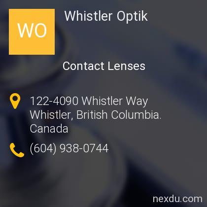 Whistler Optik