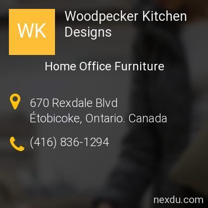 Woodpecker Kitchen Designs