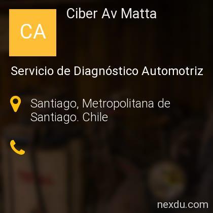 Ciber Av Matta