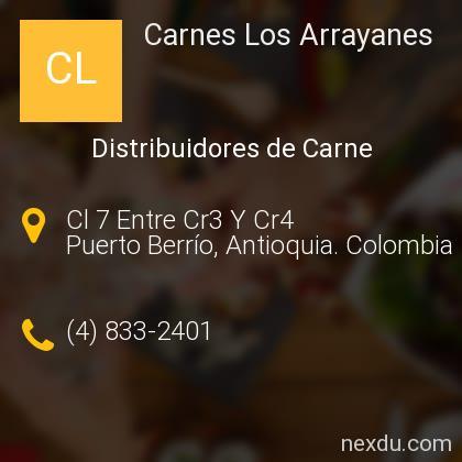 Carnes Los Arrayanes
