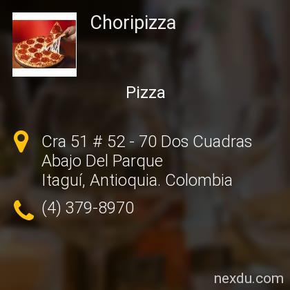 Choripizza
