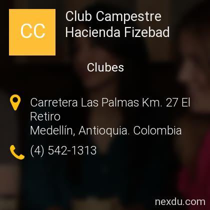 Club Campestre Hacienda Fizebad