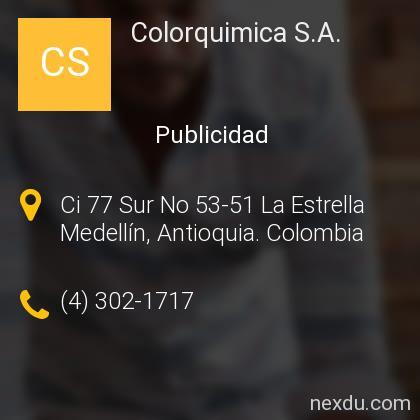 Colorquimica S.A.