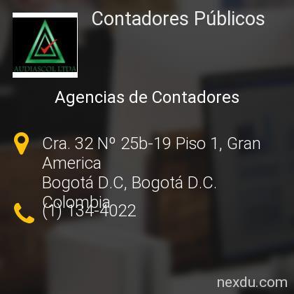 Contadores Públicos