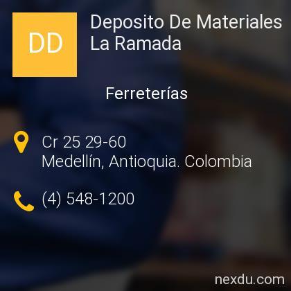 Deposito De Materiales La Ramada