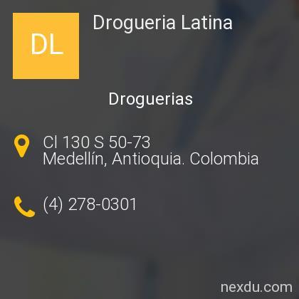 Drogueria Latina
