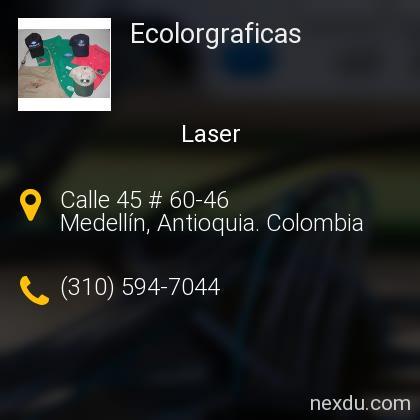 Ecolorgraficas