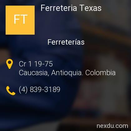 Ferreteria Texas