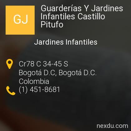 Guarderías Y Jardines Infantiles Castillo Pitufo