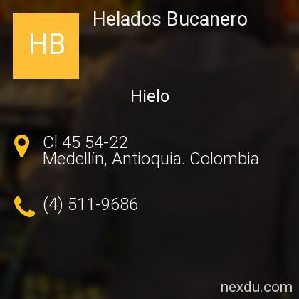 Helados Bucanero