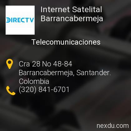 Internet Satelital Barrancabermeja