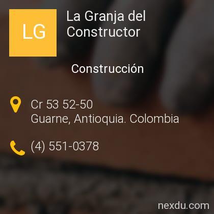 La Granja del Constructor