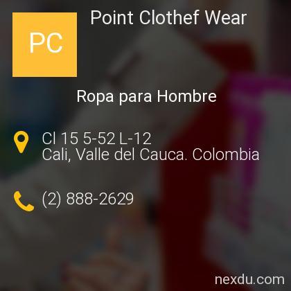 Point Clothef Wear