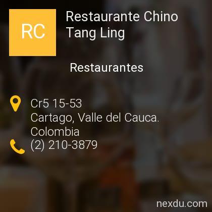 Restaurante Chino Tang Ling