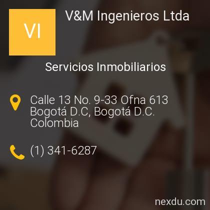 V&M Ingenieros Ltda