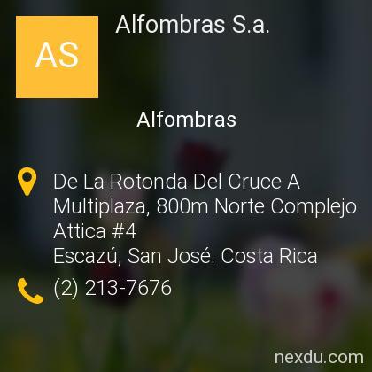 Alfombras S.a.