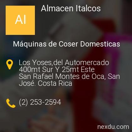 Almacen Italcos