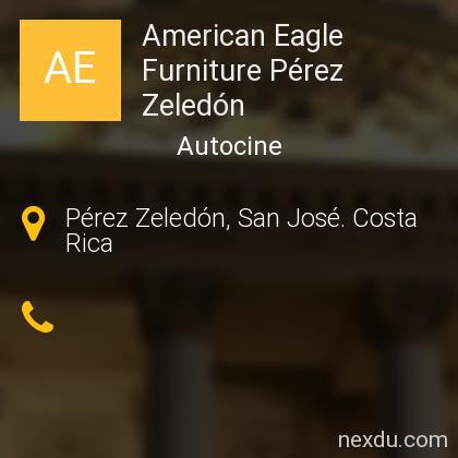 American Eagle Furniture Pérez Zeledón