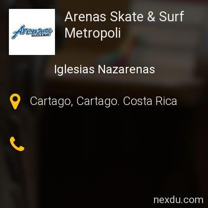 Arenas Skate & Surf Metropoli